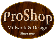 ProShop Millwork and Design - Your source for the highest quality fixtures, lockers and finishing